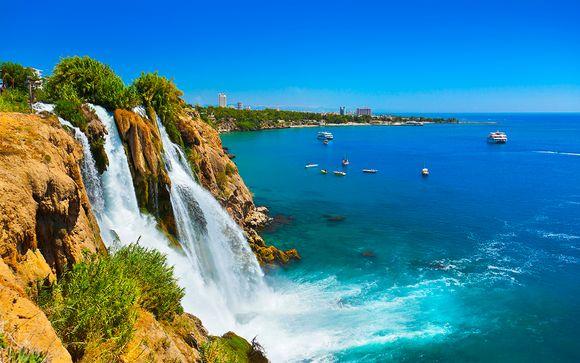 Willkommen in... Antalya!