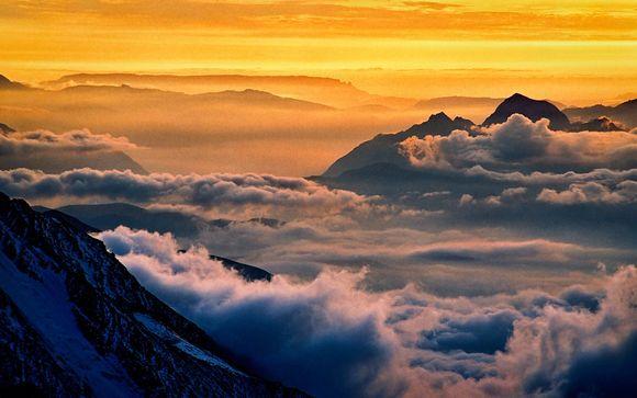 Willkommen am... Mont Blanc!