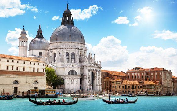 Willkommen in... der Nähe von Venedig!
