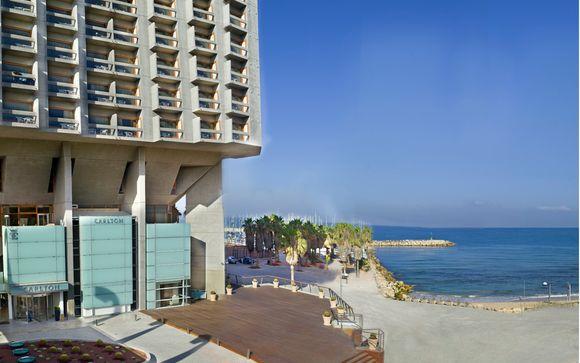 Hotel Carlton Tel Aviv on the Beach 5*