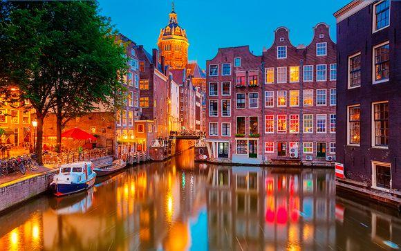 Willkommen in... Amsterdam!
