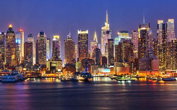 Ihr optionaler Stopover in New York