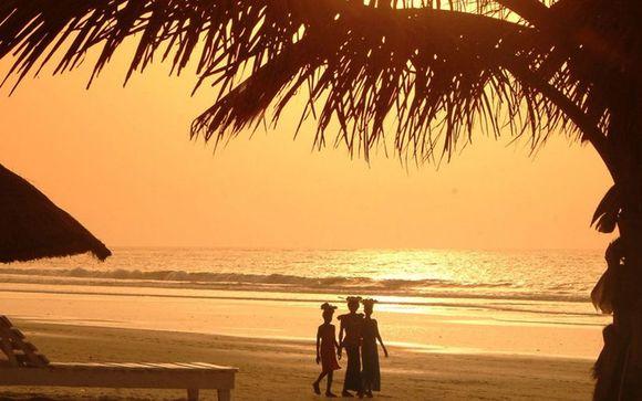 Willkommen in... Gambia!