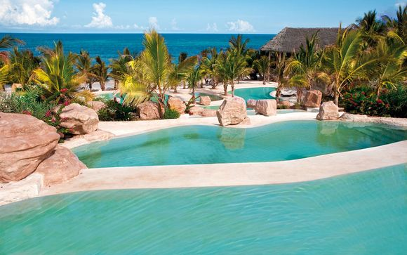 Ihr 5* Hotel: Swahili Beach Resort