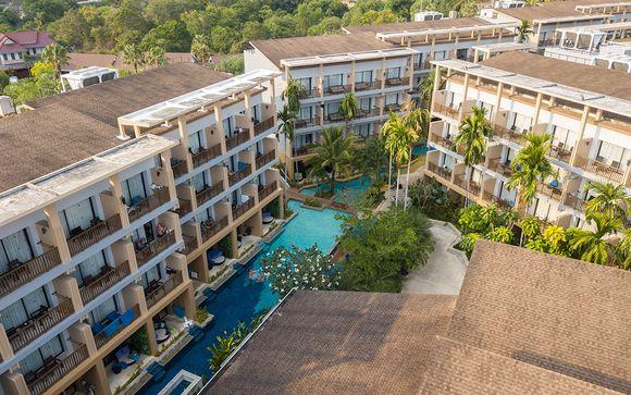 Deevana Plaza Krabi 4* Hotel