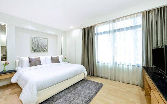 Ihr Zimmer im Kalima Resort & Villas Khao Lak