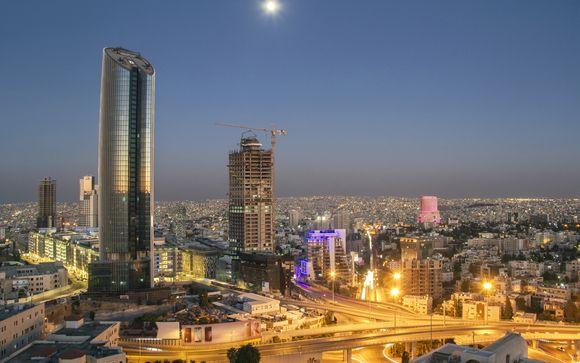 7 Nächte/8 Tage Jordanien-Tour im Detail