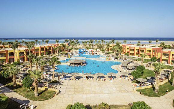 Ihr Hotel  Magic Tulip Beach Resort 4*