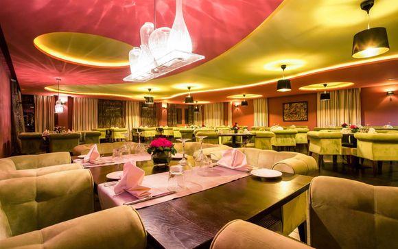 Les Jardins de l\'Agdal Hotel & Spa 5* - Marrakesch - Bis zu ...