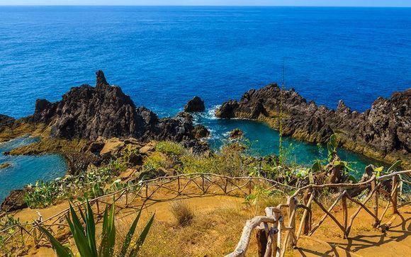 Willkommen auf... der Insel Madeira!