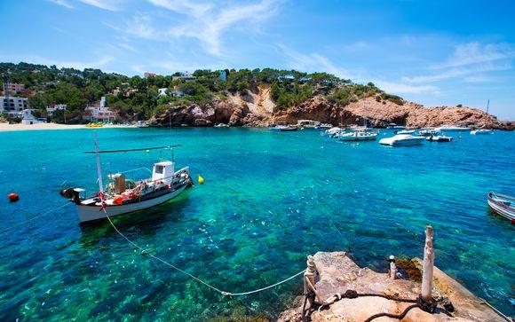 Willkommen auf... Ibiza!