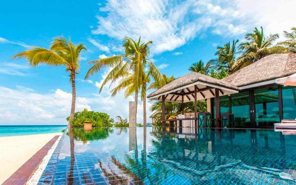 Ihr 5* Hotel: Kihaa Maldives Island Resort & Spa
