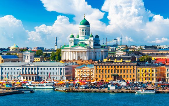 Willkommen in... Helsinki und Tallin!