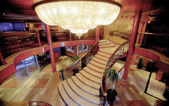 Premium-Kreuzfahrtschiff