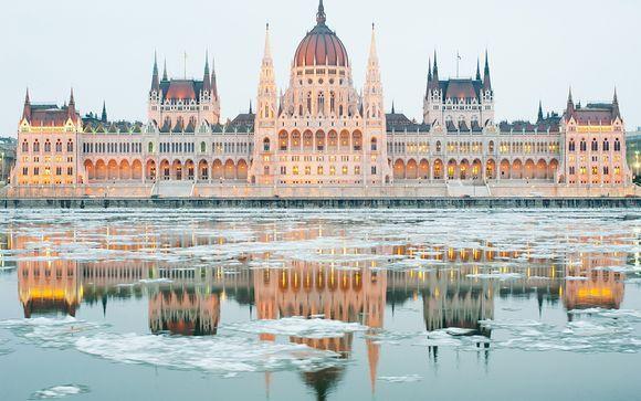 Willkommen in... Budapest!