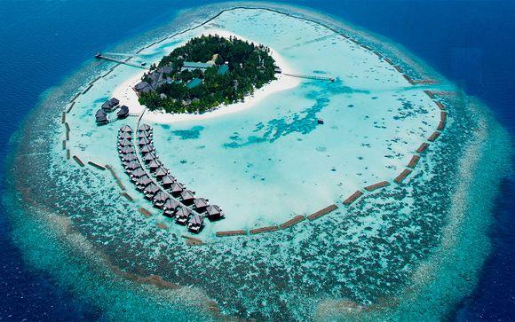 Ihr Hotel: Vakarufalhi Island Resort