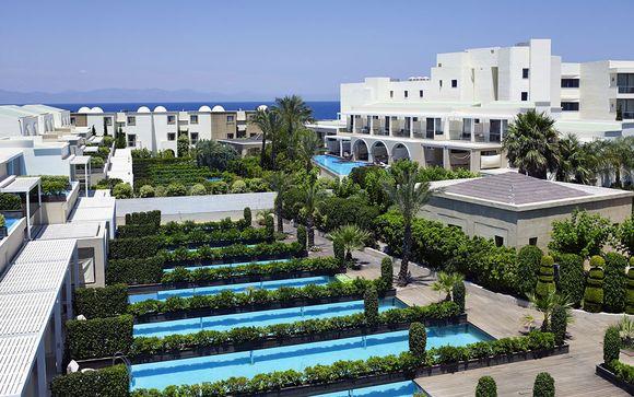 Ihr Hotel: Ixian All Suites