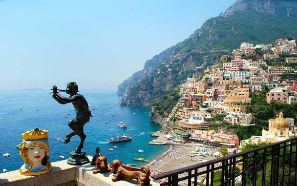 Willkommen an der... Amalfiküste!