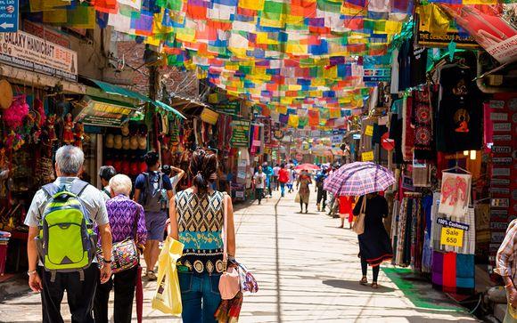 Willkommen in... Nepal!