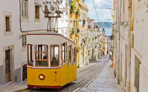 Willkommen... in Lissabon!
