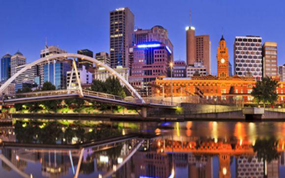 Ihre Optionen in Melbourne