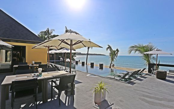 Hotel Pavilion Samui Villas & Resort 5*
