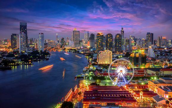 Ihr optionaler Stopover in... Bangkok!