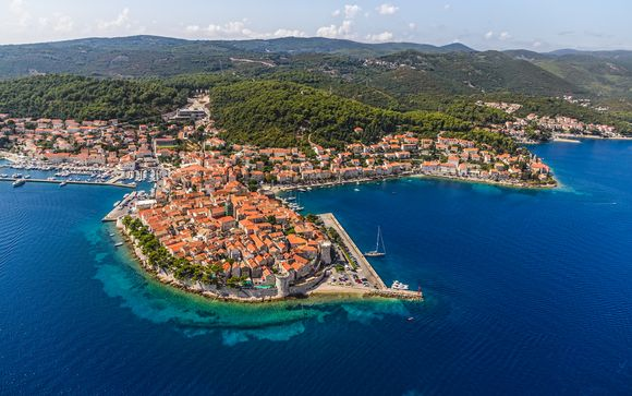 Ihre Rundreise im Detail für Angebot 1 (Einschiffung in Dubrovnik)
