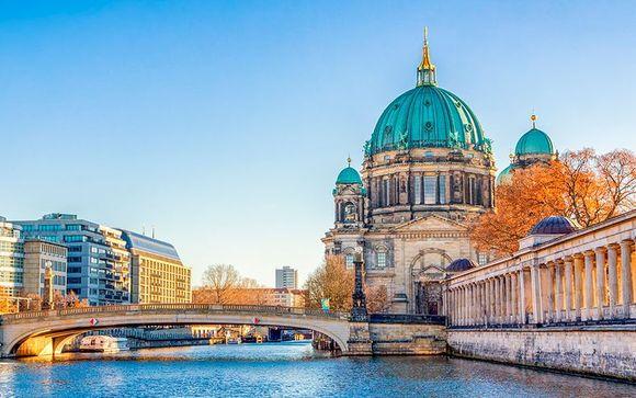 Willkommen in... Berlin und Potsdam!
