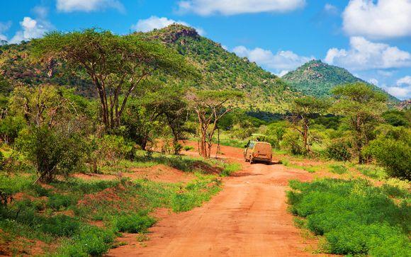 Ihre Safaris im Detail (mit Angebot 1)