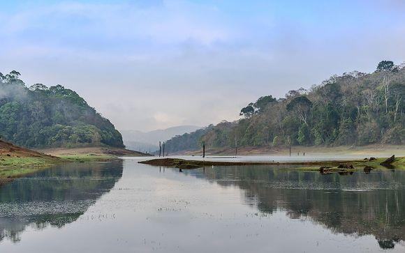 Willkommen in... Kerala!