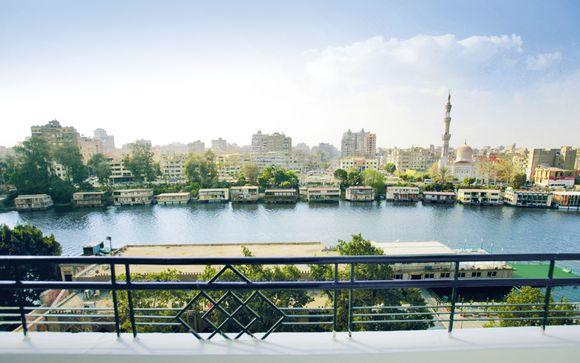 Ihr 4* Hotel in Kairo, z.B. Golden Tulip Flamenco 4* (oder ähnlich)