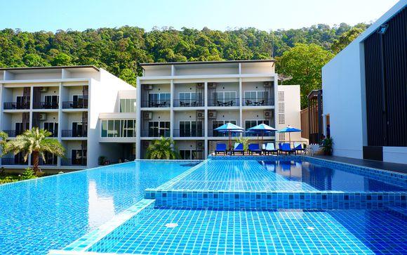 Hotel Paradise Hill Koh Chang 4*