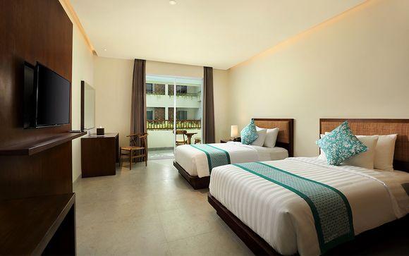 Anja Jimbaran 4* Hotel
