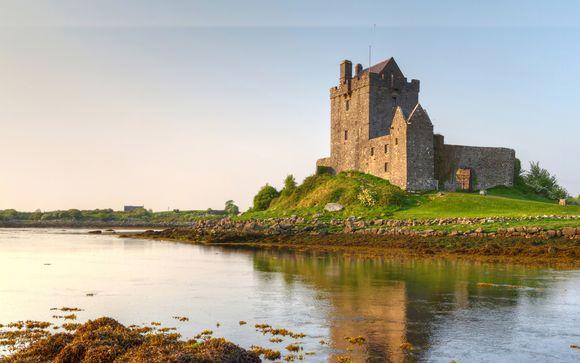7-tägige Tour in Irland mit Mietwagen