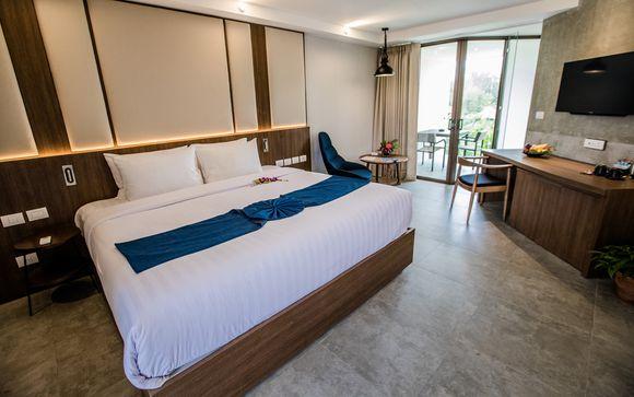 Ihr Hotel Dewa Phuket 5*