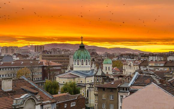 Willkommen in... Sofia!