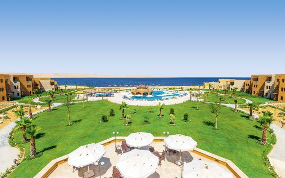 Ihr 4* Hotel in Fayoum