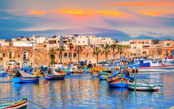 Willkommen in... Valletta!