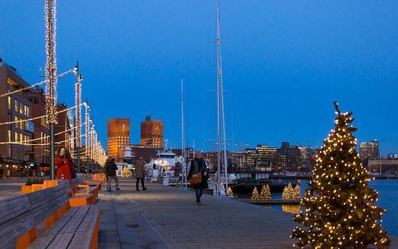 Ihre Rundreise im Detail - Oslo nach Kopenhagen