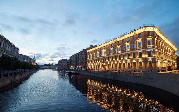 Lotte St. Petersburg 5*