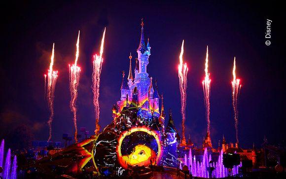 Willkommen im... Disneyland® Paris!