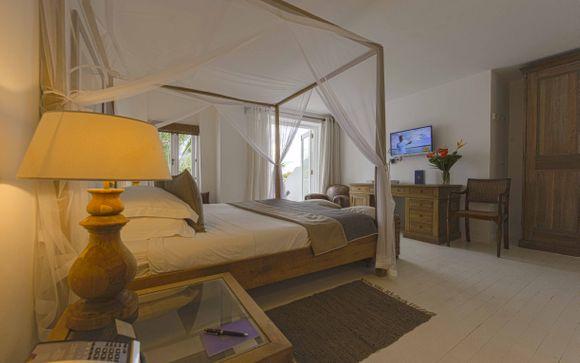 Ihr Hotel 20 Degrés Sud - Relais & Châteaux 4*