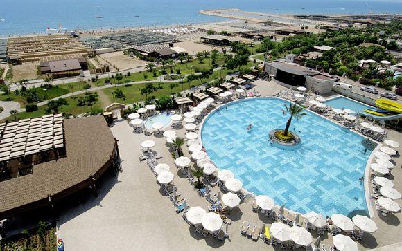 Seamelia Beach Resort Antalya 5*