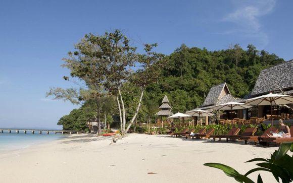 Willkommen in...Thailand!