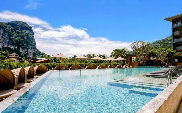 Centra by Centara Phu Pano Resort Krabi 4* mit möglichem Aufenthalt im GLOW Pratunam Bangkok 4*