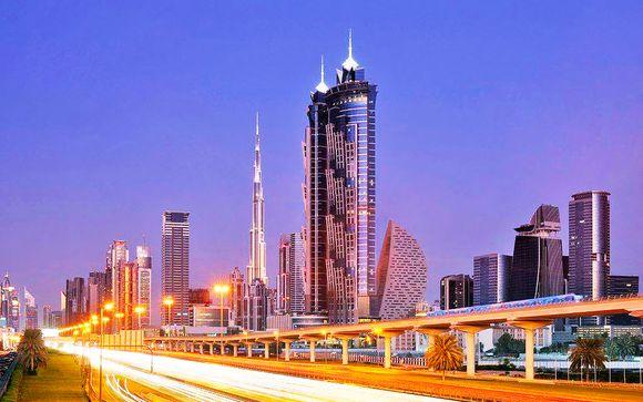Ihr optionaler Stopover in... Dubai