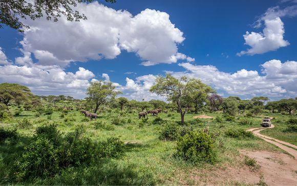 Willkommen in... Tansania!