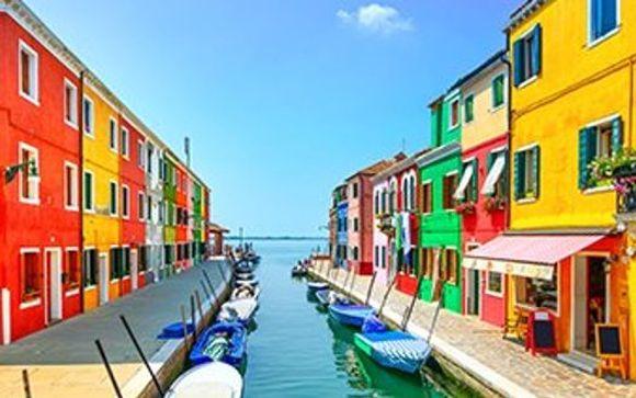 Highlights von Venedig mit dem Boot - 1 oder 2 Tage