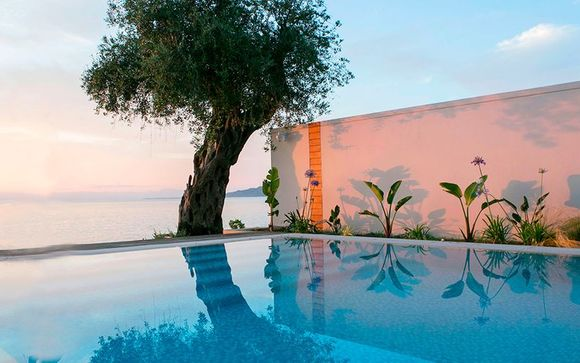 Domes Miramare Corfu 5* - Adults only